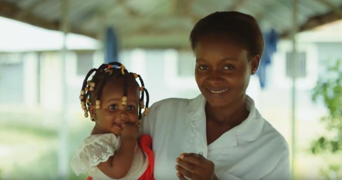 Film over onze zorg voor baby's